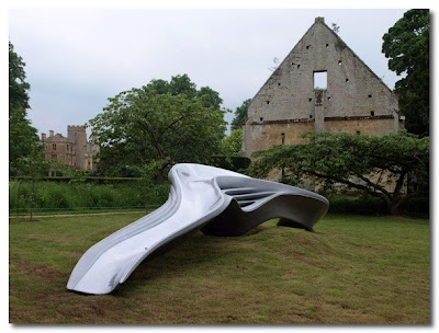 An Artist's Playground at Sudeley Castle
