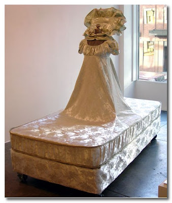 the bed dress by jennifer zwick