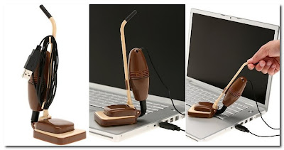 USB Vacuum urban outfitters