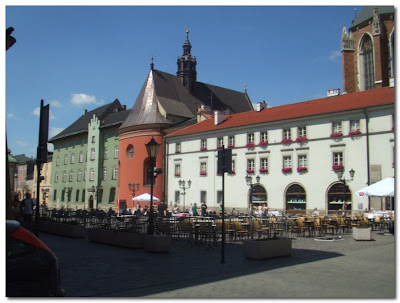 krakow architecture