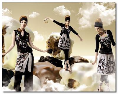 fashion by Bleu Blanc Rouge