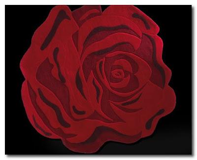 rose rug at cult sofa