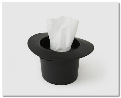 top hat tissue dispenser atypyk