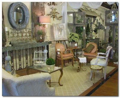 country french antiques blog