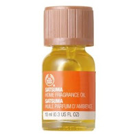 Body Shop Satsuma Oil