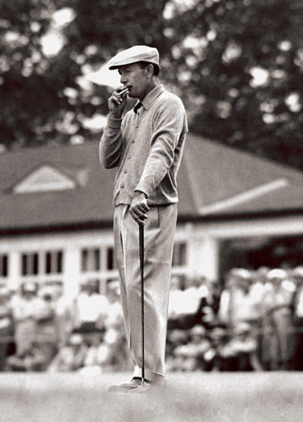Guys like Ben Hogan made the driving cap ... d33583ea57b