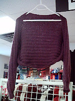Ravelry: Easy and Lacy Baby Bolero (Shrug) pattern by