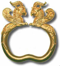 Ancient Gold Bracelet