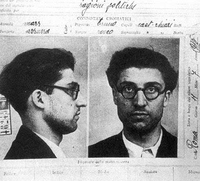 Cesare Pavese sui documenti per il confino