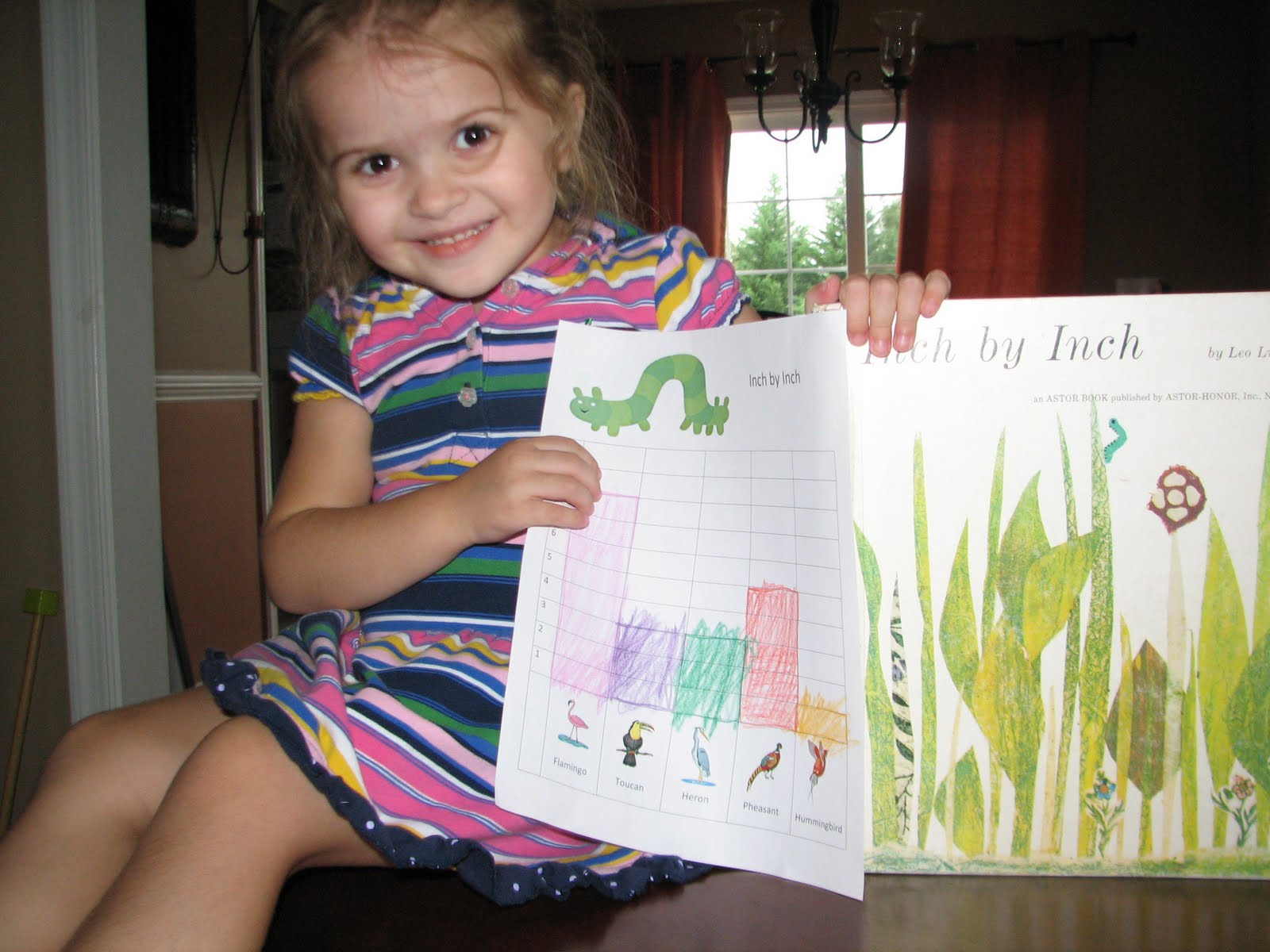Izzie Mac And Me Preschool Letter I And Number 1 Unit