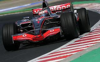 Alonso en Hungría