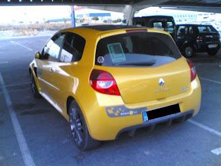 Renault Clio F1 Team 07