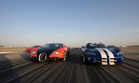 Viper Venom Vs. Bugatti Veyron