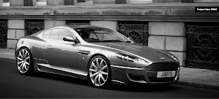 Aston Martin DB9S Project Kahn