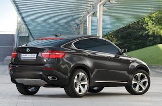BMW X6 - Primer BMW Híbrido