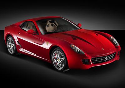 Ferrari F599 GTB Fiorano