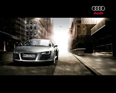 Wallpaper Audi R8