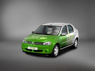 Reanult Dacia Logan Eco2