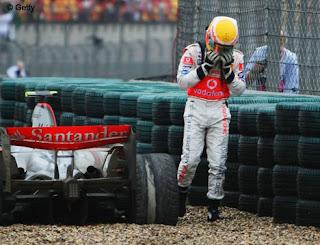 Hamilton en la tierra del GP China