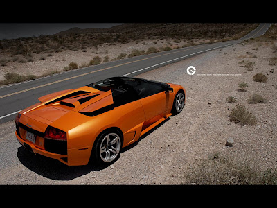 Wallpaper de Lamborghini Murcielago LP640 Roadster