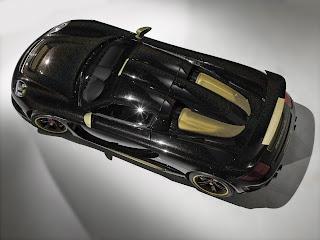 Porsche Carrera GT tuneado: Gemballa Mirage GT