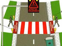 Paso de cebra inteligente, el paso de peatones del futuro