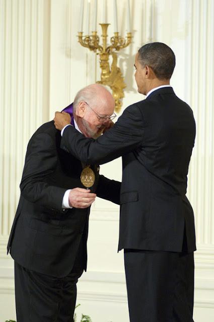 obama 2009 john williams