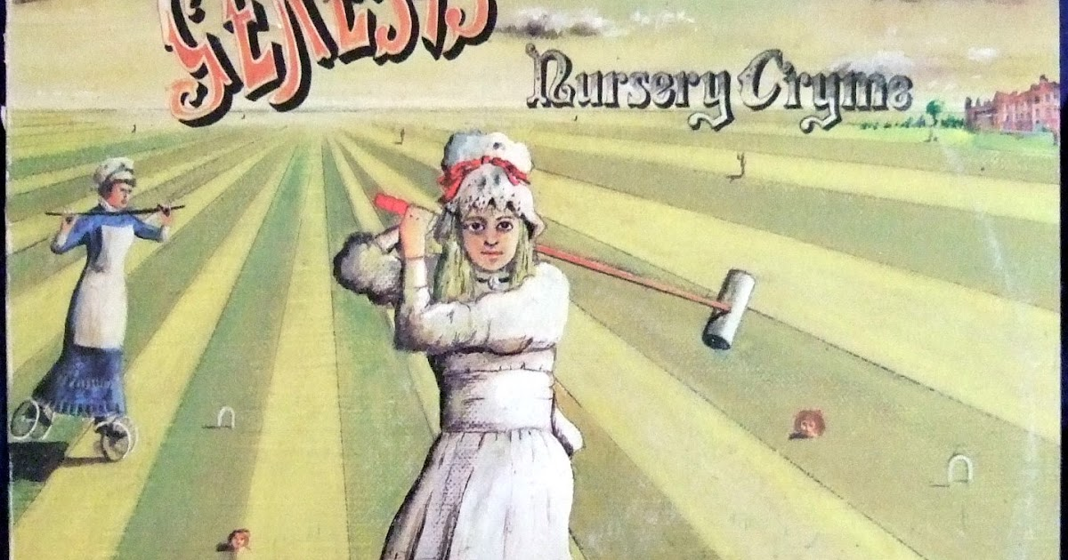 A Record of Records: LP Review: Genesis - Nursery Cryme