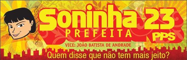 Soninha Prefeita - PPS 23