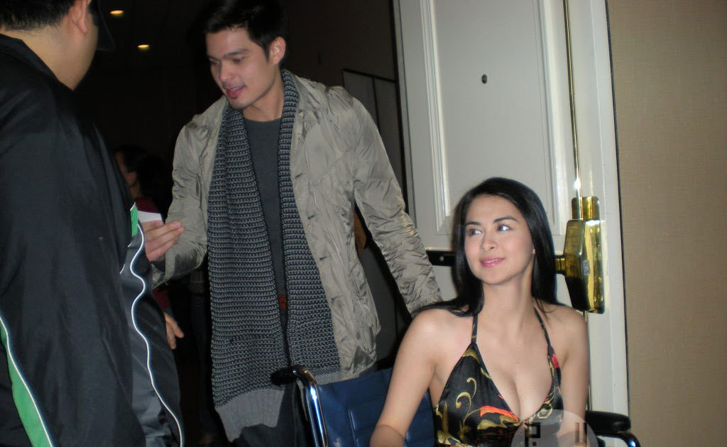 Pinay Celebrity Gallery: Marian Rivera and Dingdong Dantes ...