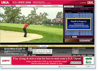 The world watches Tiger