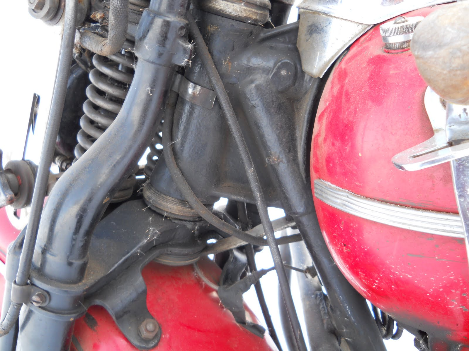 Matt Olsen U0026 39 S Blog  41 Harley Davidson El Wiring Details Part 2