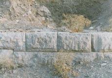 Τμήμα του Αρχαίου Κάστρου του Διστόμου