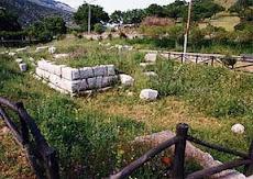 Τμήμα αρχαίου τείχους Αμβρόσσου
