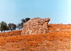 Τμήμα τείχους της Ακρόπολης Αμβρόσσου