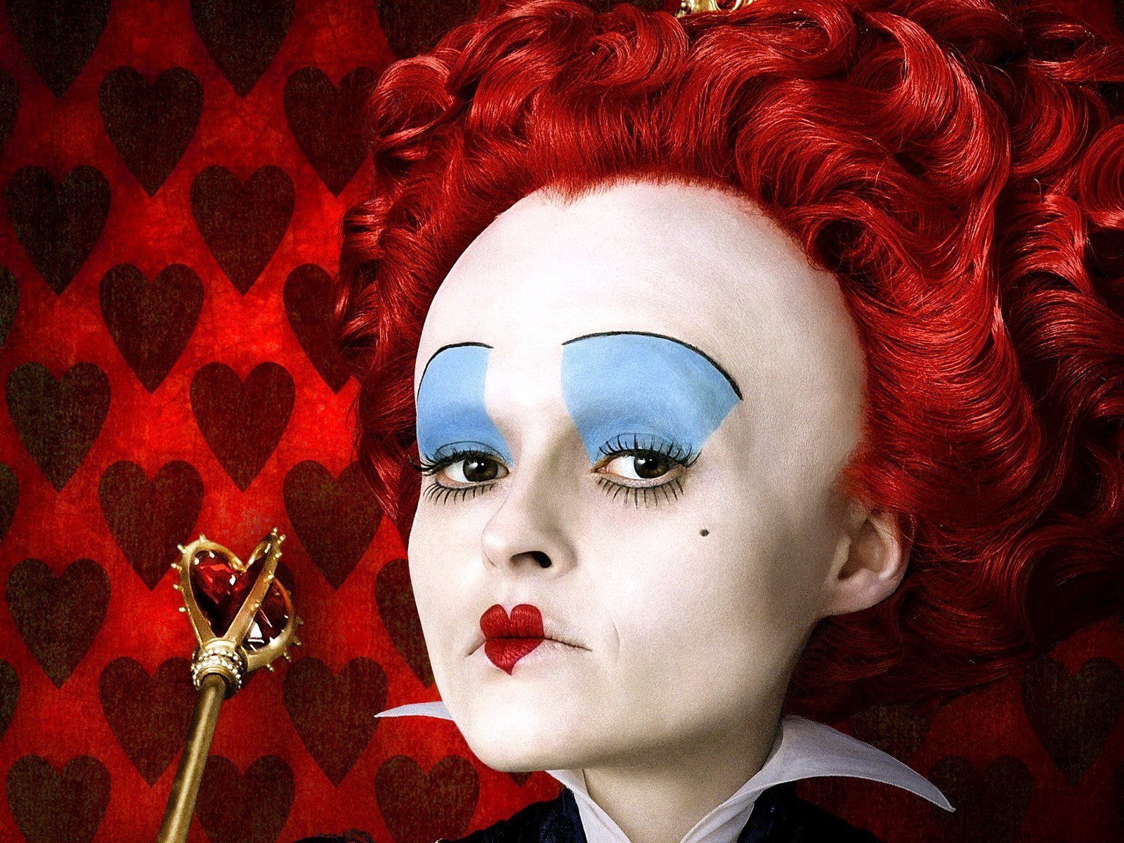 Cool Desktop Alice In Wonderland La Regina Di Cuori
