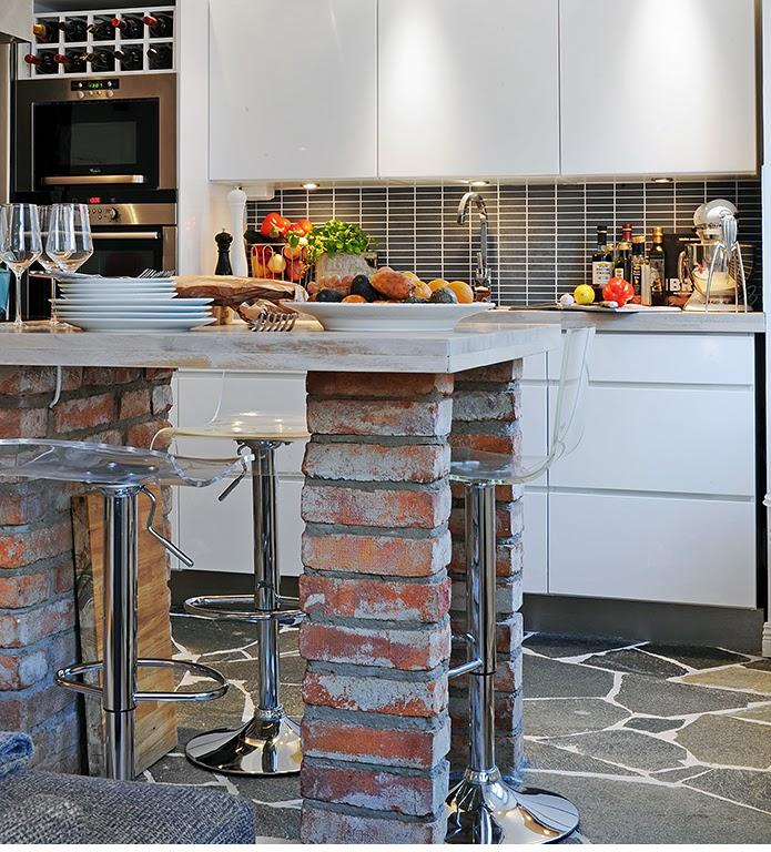 Apartment Agency: Adventurous Design Quest: Swedish Linnéstaden Apartment By