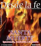 """Dedica el órgano """"Desde la Fe"""" su portada para denunciar el culto a la """"Santa Muerte"""""""