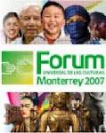 La New Age, presente lamentablemente en el II Forum Universal de las Culturas en Monterrey, N.L.