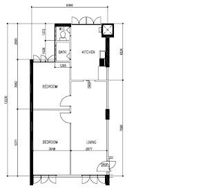 Gfscorner (金鱼堂): Floor Plan
