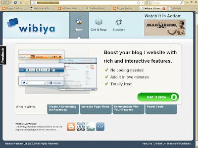 Permalink to Wibiya, Ini 7 Fitur Menariknya : Widget Gratis Bikin Blog Kamu Semakin Keren