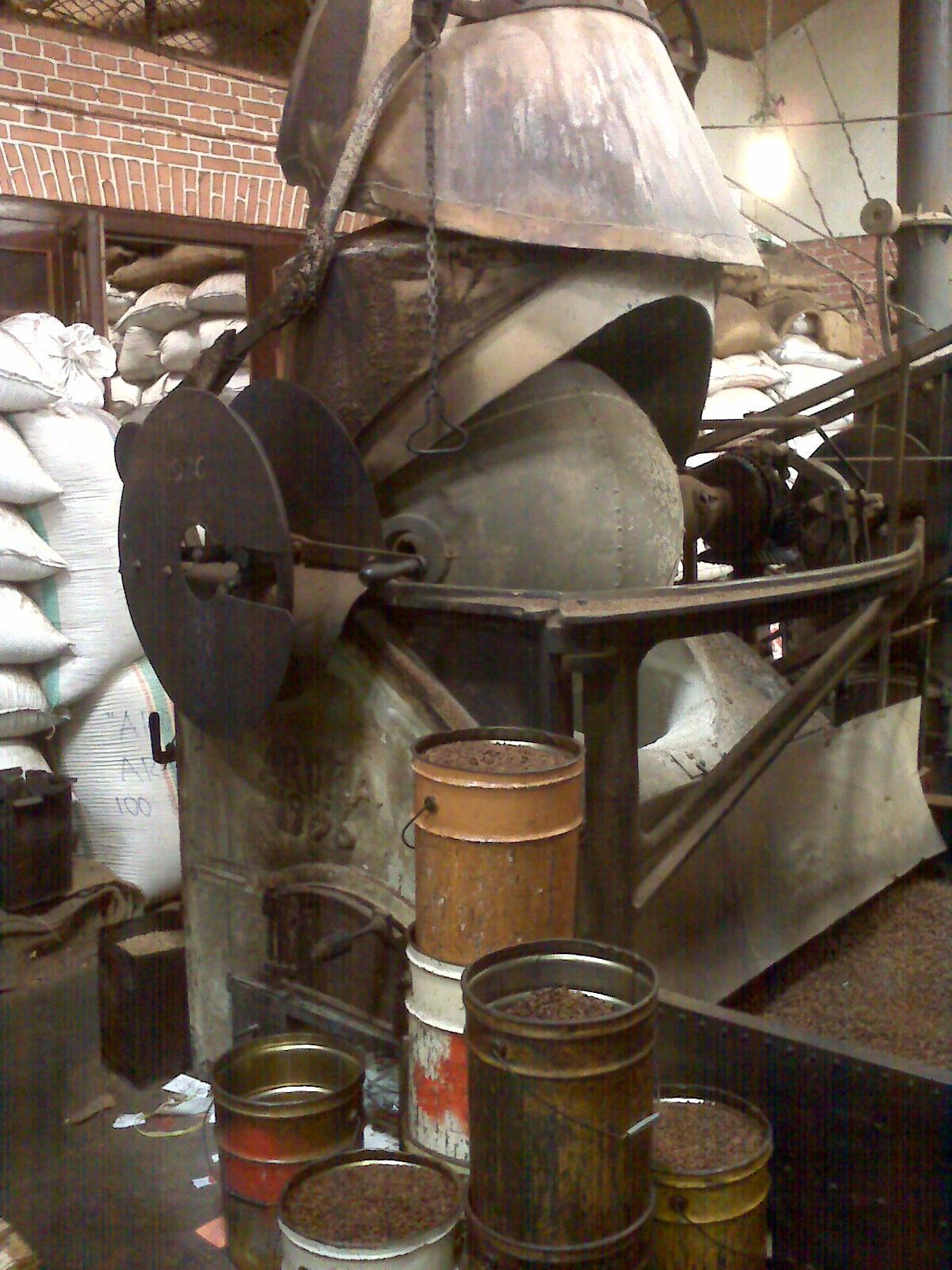Jiejeogeul Koffie Fabriek Aroma Of Bandoeng