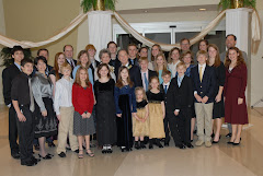 The family celebrating our 50th aniversary