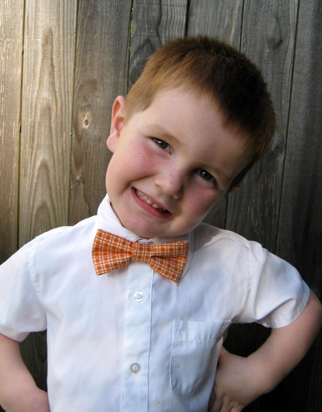 Boys' Bow Ties: Seersucker | The Cordial Churchman  |Bow Ties For Boys