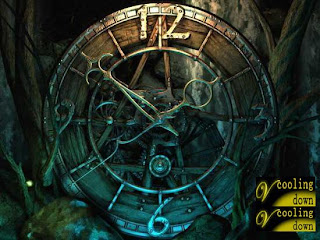 خلفيات متحركة و ساعات فلاشية تجنن روعة water_clock_d_screen