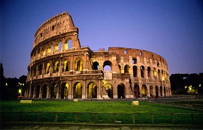 Το Κολοσσαίο της Ρώμης