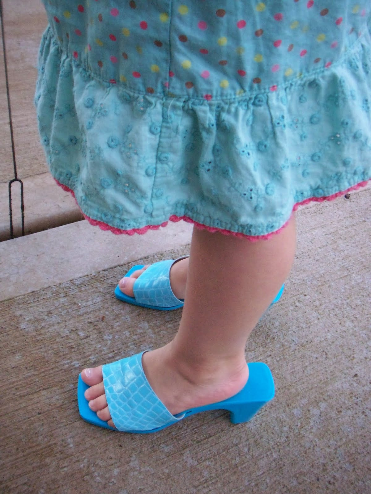 Eclectic Photography Project Day 200 - Princess Shoes-1978