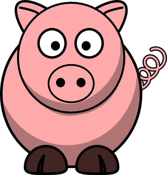 free pig clipart - photo #1