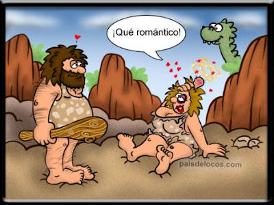 qué romántico