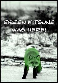 Green Kitsune Was Here